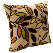 SIScovers Contemporary 'Kirby JewelSquare ' Accent Pillow