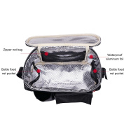 Thermal Insulation Nappy Waterproof Hanging On Stroller Mummy Shoulder Bag