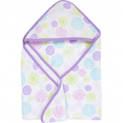 MiracleWare Muslin Cotton Hooded Towel