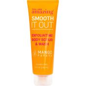 You Are Amazing Smooth It Out Exfoliating Body Scrub & Wash, Mango Papaya, 240ml