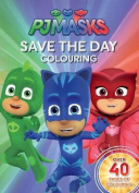 PJ Masks Save the Day Colouring