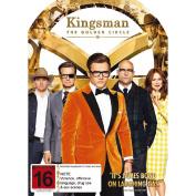 Kingsman: The Golden Circle [Region 4]