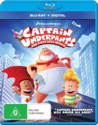 Captain Underpants [Region B] [Blu-ray]