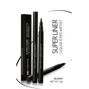 Women Waterproof Liquid Eye Liners Pen, Lotus.flower One Second Easy To Wear Durable Eyeliner Makeup Tool