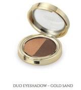 Eyeshadow gold sand