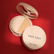 IMVELY VELY VELY Dual Mineral Compact Powder 7g (0.24ox.) 1pcs