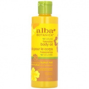 Alba Botanica Kukui Nut Organic Hawaiian Body Oil, 250ml