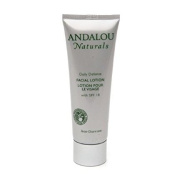 Andalou Naturals Daily Defence with SPF 18 Facial Lotion 2.7 oz