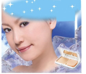 Face Foundation Cool Refreshing Smooth Skin Cover Pores Japan New Long Lasting