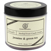 Khadi Natural Herbal Jasmine and Green Tea Herbal Foot Crack Cream