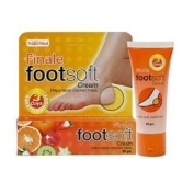 Finale Footsoft Cream - Helps improved cracked heels within 3days : 30g ( Hot Items ) by gole