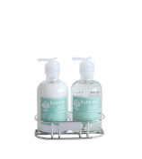 Barr Co Marine Hand And Body Duo Set