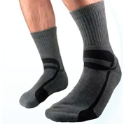 Silipos GeLuscious Moisturising Gel Socks for Men by GeLuscious