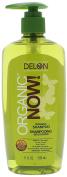DELON LABORATORIES Organic Now Shampoo, Clear Colourless, 330ml