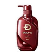 SCALP D Medical Shampoo 2017 (Oily Skin Type) (350ml)
