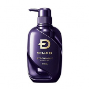 SCALP D Medical Shampoo 2017 (STRONG Oily Skin Type) (350ml)