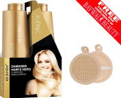 Joico Shampoo+Conditioner KPak Litre Combo 1000ml With . FACIAL PAD