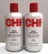 Infra Shampoo & Treatment 350ml Duo set