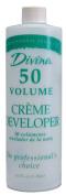 3PACKS Divina Cream Developer - 50 Volume 470ml