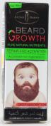 DZT1968 Men 40ml Liquid Beard Growth Fast Enhance Facial Whiskers Nutrition active ingredients Moustache