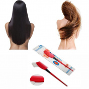 Ecurson Dye Hair Oil Comb Hair Dying Brush Beauty Tool Hair Salon Dying Comb