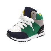 Kids Baby Jazz Hook Loop Sneaker, Leedford Baby Boys Girls Pedal Sneakers Sport Running Shoes