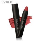 Hot Sales! DEESEE(TM) FOCALLURE Matte Lipstick Pen Waterproof Lasting 12-colour Optional Lip Makeup