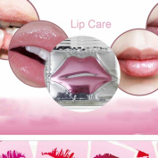 Lip Mask, Toraway 1 PC Collagen Lip Mask Moisturising Plumper Lip Care Hydrating Repair Remove Lines Blemishes Lip Care