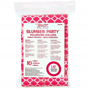 Printed Slumber Party Rollers