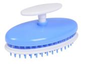 Enking Portable Comfortable Durable Shampoo Scalp Hair Shower Massage Brush Comb