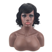 Tsmile Europe And The United States Fashion New Women's short Hair Wig
