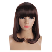 Sunshine Susie Women's Girl's Cosplay Short Synthetic Hair Wigs Christmas Party