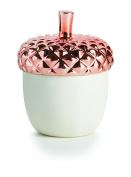 ILLUME Copper Leaves Ceramic Candle – 150ml