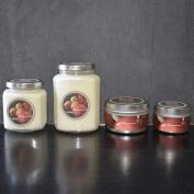 ANGELOHOME Baxter Manor Pomegranate Candle 240ml Tin