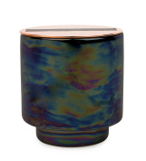 Paddywax Glow Collection Soy Wax Candle in Ceramic Pot, 150ml, Incense and Smoke