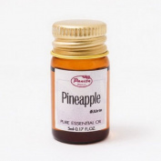 10X Pineapple Aroma Fragrance Essential Oil 5ML Spa Diffuser Burner Therapy Aromatherapy For Room