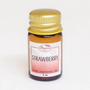 10X Strawberry Aroma Fragrance Essential Oil 5ML. CC Spa Diffuser Therapy Aromatherapy For Room