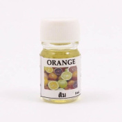 10X Orange Aroma Fragrance Essential Oil 5ML. (cc) Diffuser Burner Therapy Aromatherapy For Room