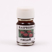 10X Raspberry Aroma Fragrance Essential Oil 5ML cc Diffuser Burner Therapy Aromatherapy For Room