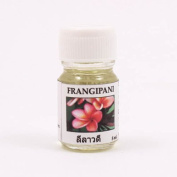 10X Frangipani Aroma Fragrance Essential Oil 5ML. Diffuser Burner Therapy Aromatherapy For Room
