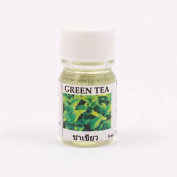 10X Green Tea Aroma Fragrance Essential Oil 5ML cc Diffuser Burner Therapy Aromatherapy For Room