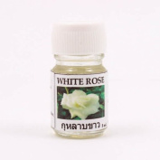 10X White Rose Aroma Fragrance Essential Oil 5ML. Diffuser Burner Therapy Aromatherapy For Room