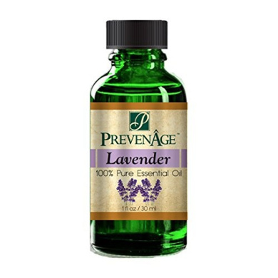 Aromatherapy Prevenage French Lavender Essential Oil - Premium Quality - Professional and Therapeutic Grade - 100% Pure and Natural - 30ml