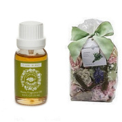 Claire Burke Original Fragrance Potpourri & Oil Set