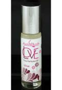 Home Fragrance Incense Burner Auric Blends Love Special label Perfume Roll On Bottle 30ml