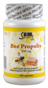 BlueArrowExpress Bee Propolis 100 Capsules - Natural Antibiotic