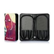 Alonea Makeup Brush Bag Cosmetic Tool Brush Organiser Holder Pouch Pocket Kit