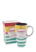 Home Accents 590ml Mom Boxed Latte Mug