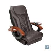 Shiatsulogic Pedicure Chair Cushion COVER NEW COFFEE Nail Salon Pedicure Furniture