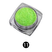 Jinjiu Nail Glitter Power Laser Powder Dust Holographic Shimmer Nail Art Decoration
